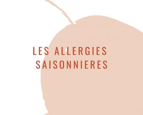 allergies et naturopathie